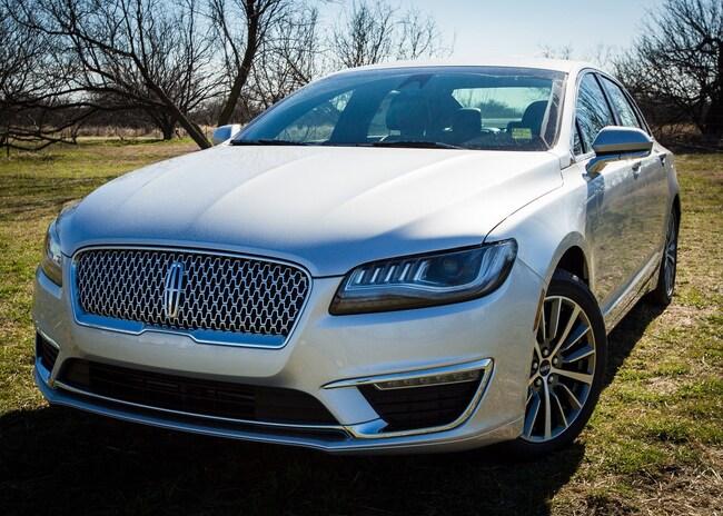 2019 Lincoln MKZ Standard Standard FWD