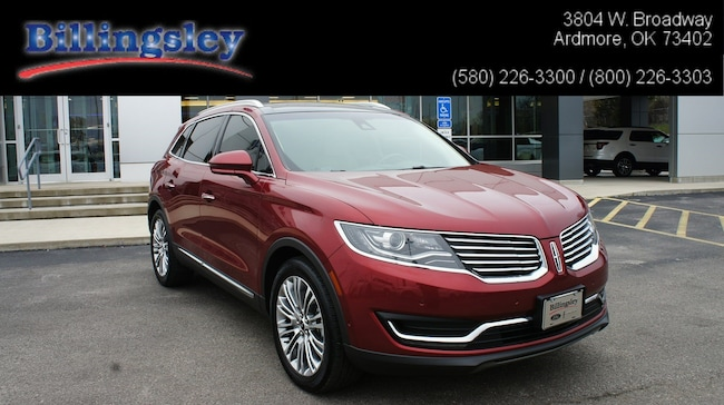 Used 2017 Lincoln Mkx For Sale At Billingsley Lincoln Of Ardmore