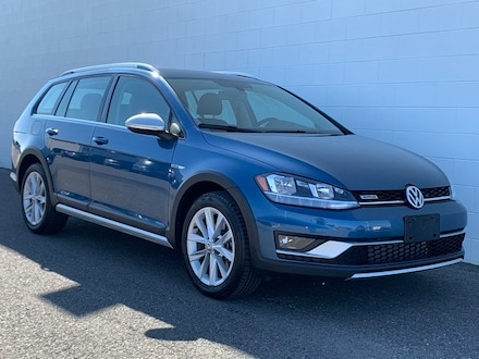 Featured used 2019 Volkswagen Golf Alltrack TSI S Wagon for sale in Billings, MT