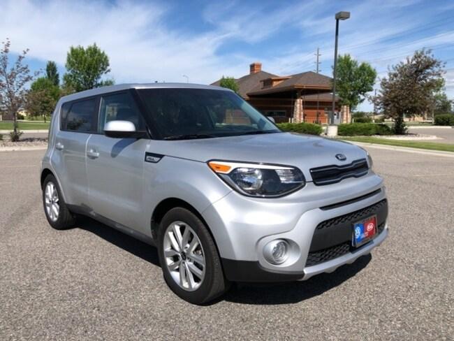 Used 2018 Kia Soul Plus Hatchback in Billings