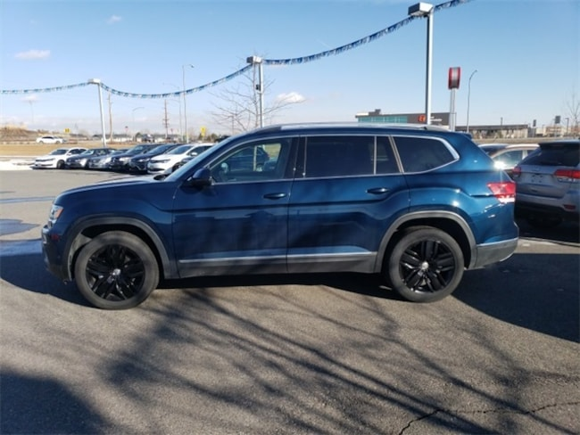 2018 Volkswagen Atlas SEL Premium SUV in Billings, MT