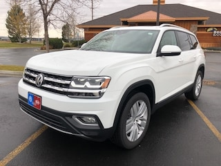 New 2019 Volkswagen Atlas SEL SUV for sale in Billings, MT