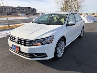 New 2019 Volkswagen Passat 2.0T Wolfsburg Sedan for sale in Billings, MT