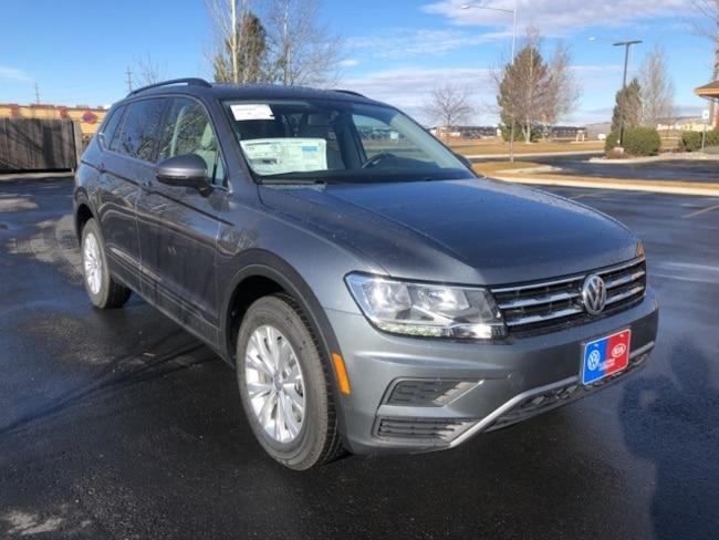 New 2019 Volkswagen Tiguan 2.0T SE SUV in Billings, MT
