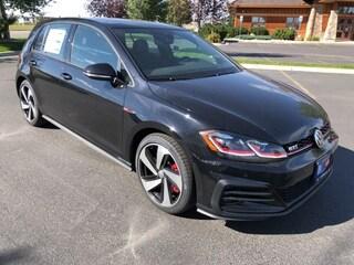 New 2018 Volkswagen Golf GTI 2.0T S Hatchback for sale in Billings, MT