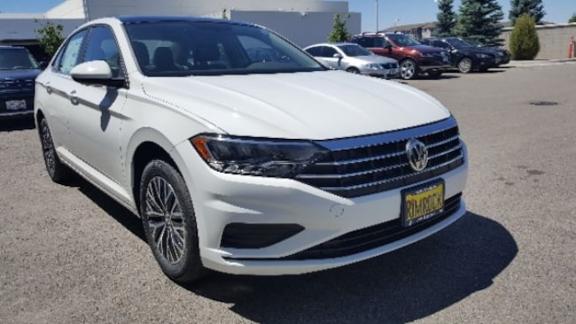 New 2019 Volkswagen Jetta SE 1.4 TSI AUTOMATIC Sedan in Billings, MT