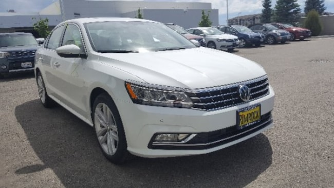 New 2018 Volkswagen Passat 2.0T SE Sedan in Billings, MT