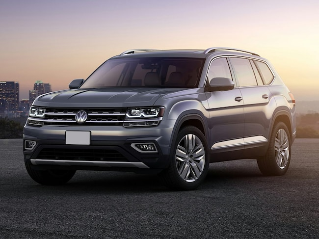 New 2019 Volkswagen Atlas SEL SUV in Billings, MT