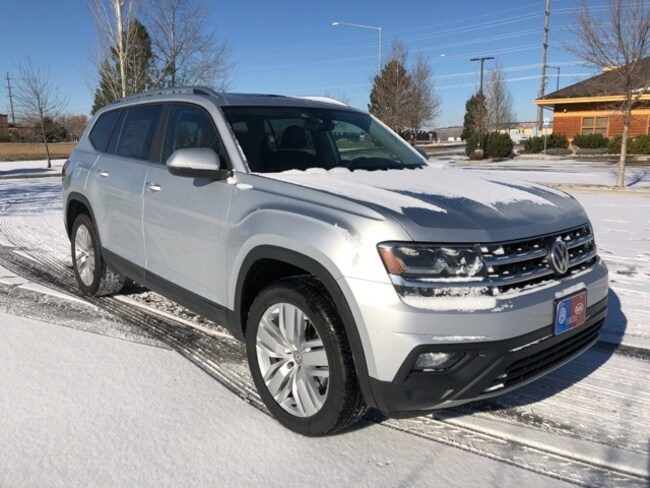 New 2019 Volkswagen Atlas SE SUV in Billings, MT