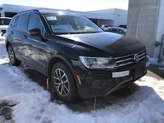 New 2019 Volkswagen Tiguan 2.0T SE SUV for sale in Billings, MT