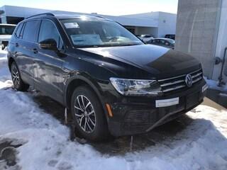 New 2019 Volkswagen Tiguan 2.0T SE SUV for sale in Billings, MT