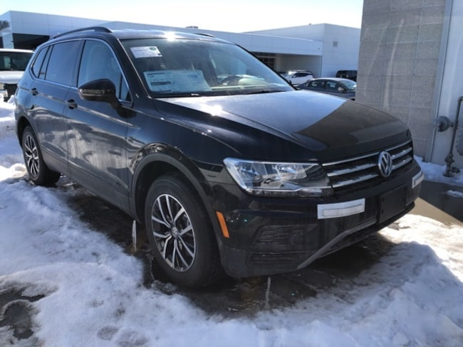 New 2019 Volkswagen Tiguan 2.0T SE SUV in Billings, MT