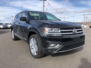 New 2019 Volkswagen Atlas SEL SUV for sale in Billings, MT