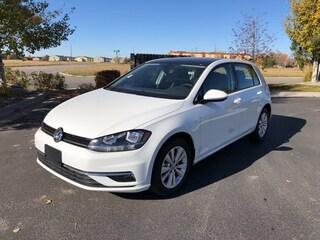 New 2018 Volkswagen Golf Hatchback for sale in Billings, MT