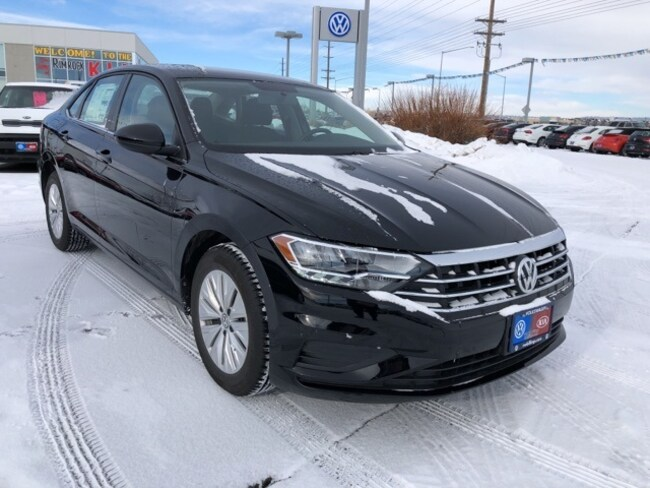 New 2019 Volkswagen Jetta S 1.4 TSI AUTOMATIC Sedan in Billings, MT