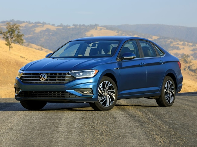 New 2019 Volkswagen Jetta R-Line Sedan in Billings, MT