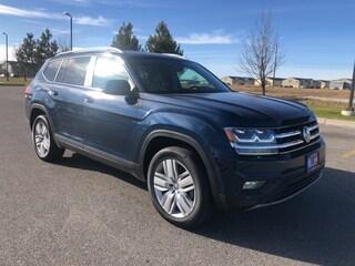 New 2019 Volkswagen Atlas SE SUV for sale in Billings, MT