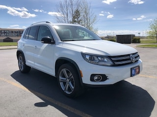 Used 2017 Volkswagen Tiguan Sport SUV for sale in Billings, MT