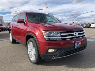 New 2019 Volkswagen Atlas SE SUV for sale in Billings, MT