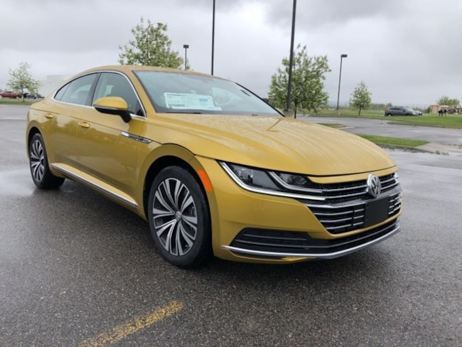 New 2019 Volkswagen Arteon 2.0T SE Sedan in Billings, MT