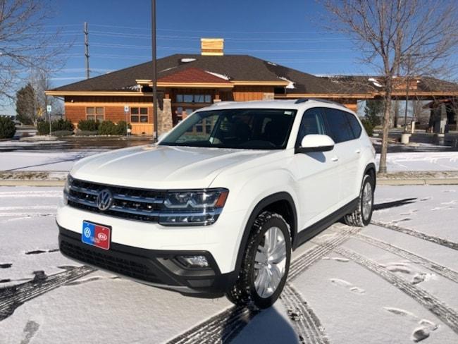 New 2019 Volkswagen Atlas SE SUV in Billings, MT