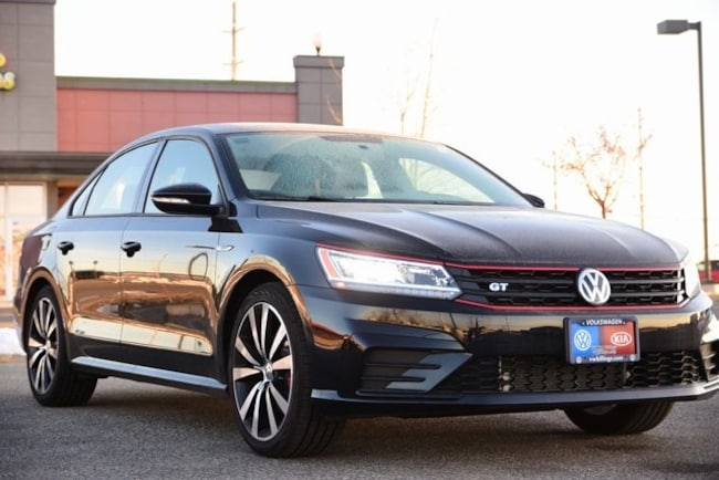New 2018 Volkswagen Passat 3.6L V6 GT Sedan in Billings, MT