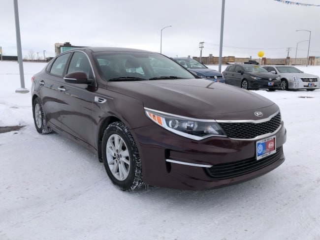 2016 Kia Optima LX Sedan in Billings, MT