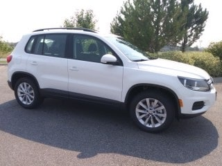 New 2018 Volkswagen Tiguan Limited 2.0T SUV for sale in Billings, MT