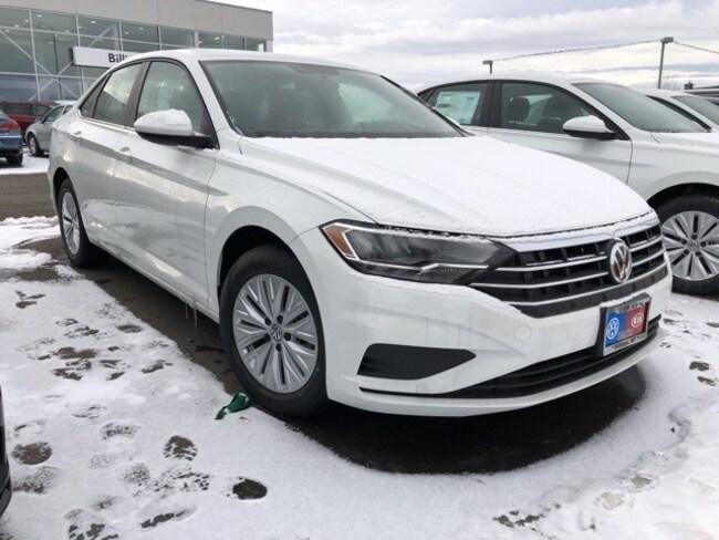 New 2019 Volkswagen Jetta 1.4T S Sedan in Billings, MT