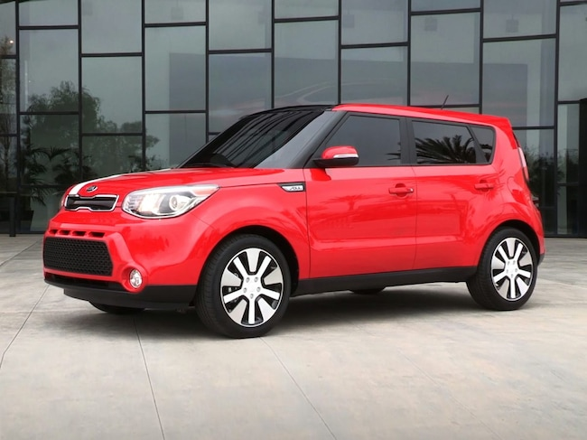 Used 2014 Kia Soul Base Hatchback in Billings
