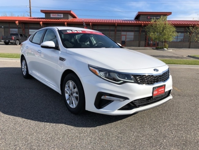 Used 2019 Kia Optima LX Sedan in Billings