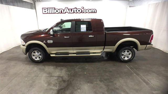 2013 Ram 2500 Laramie Longhorn Edition Truck Mega Cab