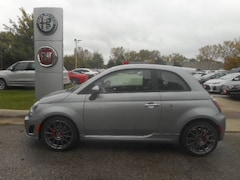 New FIAT  2018 FIAT 500 ABARTH Hatchback For Sale in Des Moines
