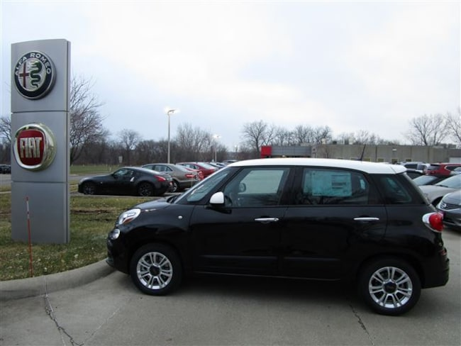 New 2019 Fiat 500l Pop For Sale Clive Ia