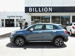 New FIAT  2018 FIAT 500X POP BLUE SKY EDITION FWD Sport Utility For Sale in Des Moines