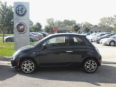 New FIAT  2018 FIAT 500 POP Hatchback For Sale in Des Moines