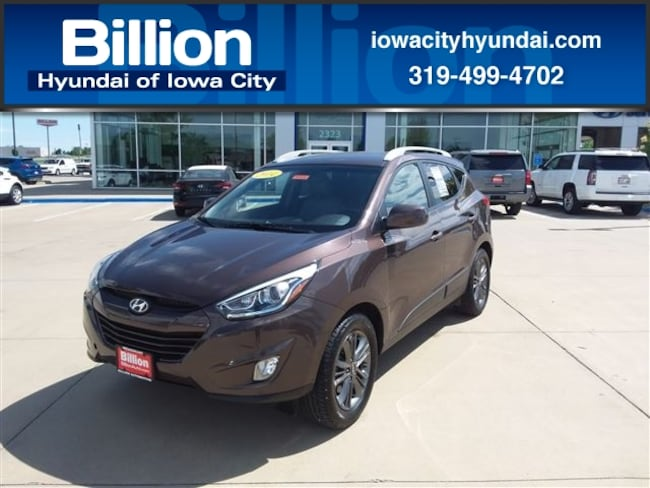 2014 Hyundai Tucson SE SUV