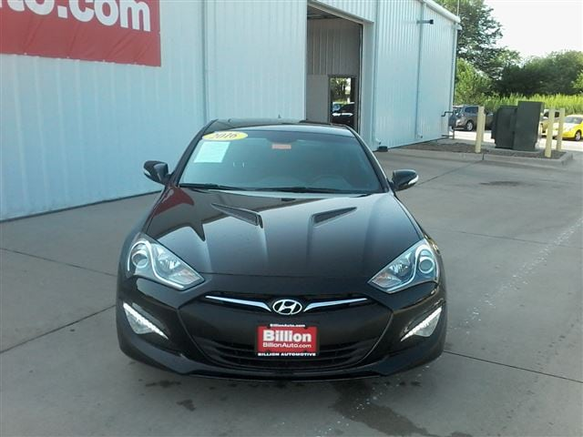 ... 2016 Hyundai Genesis Coupe 3.8 Ultimate W/Black Seats Coupe ...