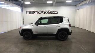 New 2018 Jeep Renegade TRAILHAWK 4X4 Sport Utility ZACCJBCB2JPG81583 D22401 for sale in Sioux Falls