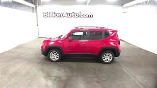New 2018 Jeep Renegade Latitude Sport Utility ZACCJBBB2JPH52086 D23825 for sale in Sioux Falls