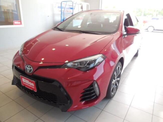 2019 Toyota Corolla XSE Sedan
