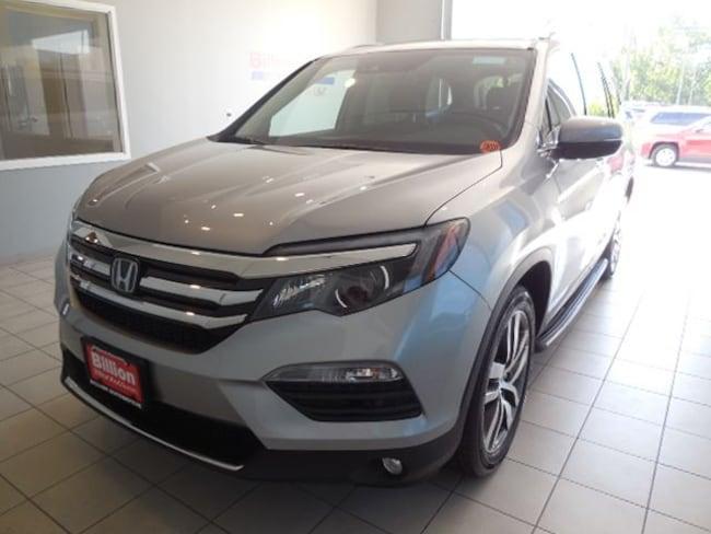 2016 Honda Pilot Elite AWD SUV