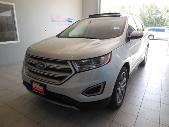 2015 Ford Edge Titanium SUV