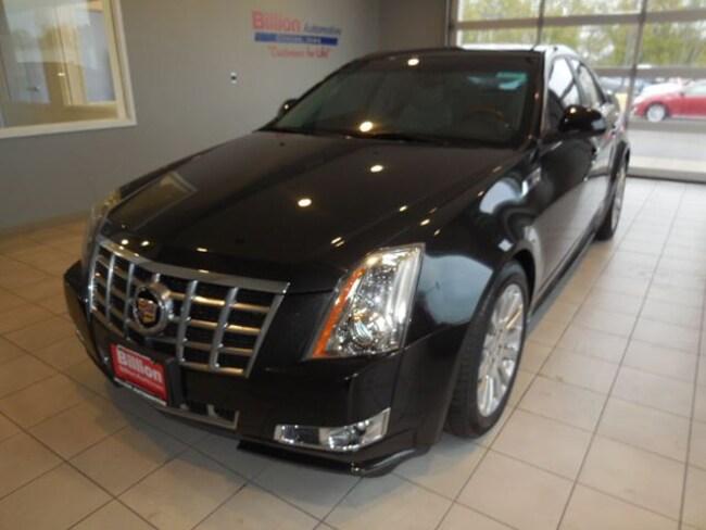 2013 CADILLAC CTS Premium AWD Sedan