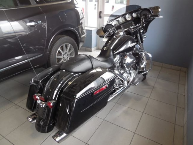 2014 Harley Davidson Call Street Glide Unknown