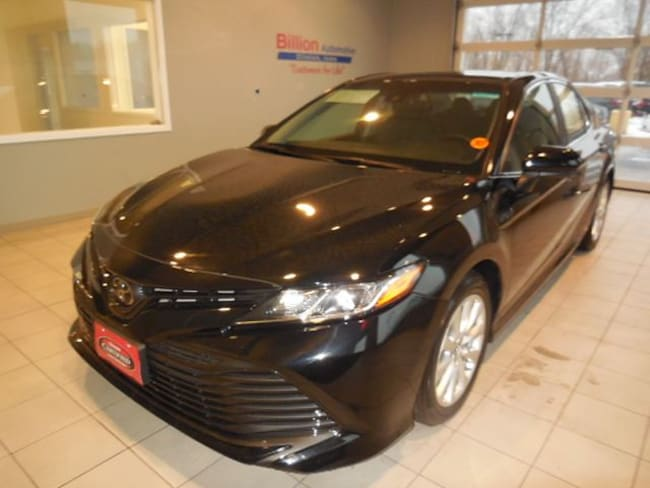 Used 2018 Toyota Camry For Sale Clinton Ia 4t1b11hk5ju502557