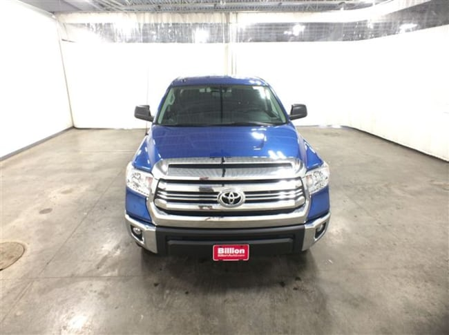 Billion Auto Sioux Falls >> Used 2016 Toyota Tundra For Sale at Billion Toyota | VIN ...