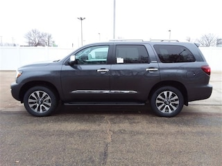 New 2019 Toyota Sequoia Limited SUV in Easton, MD