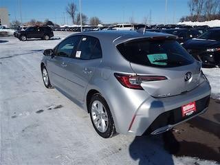 New 2019 Toyota Corolla Hatchback Hatchback