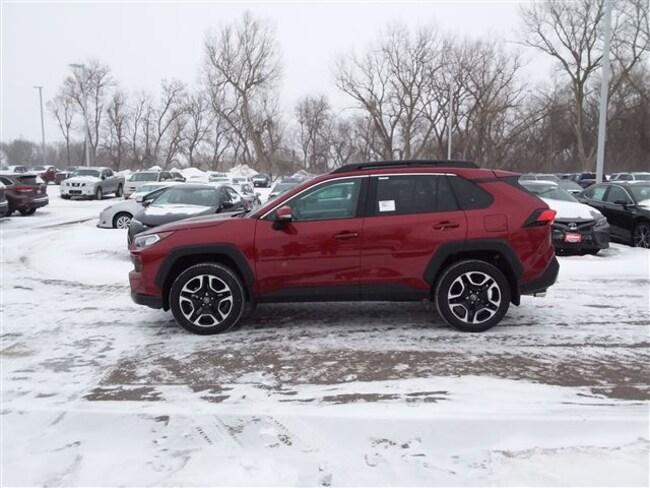 New 2019 Toyota Rav4 For Sale Sioux Falls Sd 2t3j1rfv4kw013485